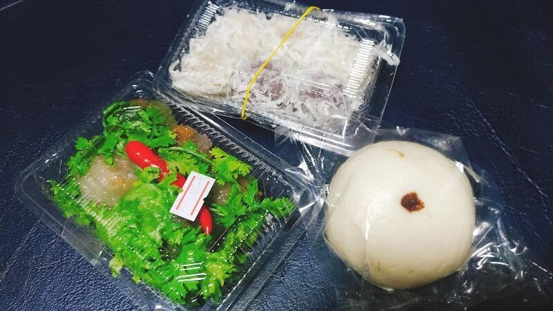タイのおいしい菜食週間。กินเจ