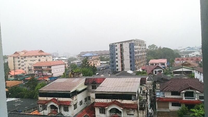 9・10月のタイ・チェンマイの天気・気温