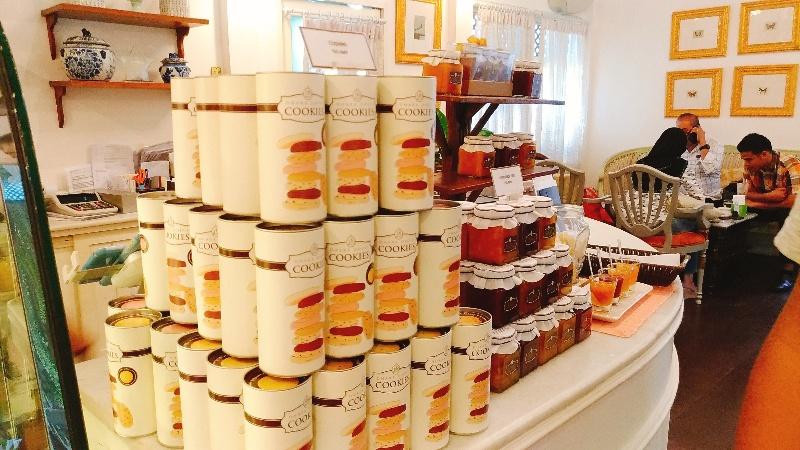 ダラデヴィDhara Dhevi | MAYAで買えるチェンマイ有名リゾートのマカロン