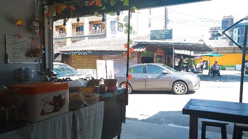 ペット先生のぶっかけご飯 | チャンプアックエリアの小さな食堂