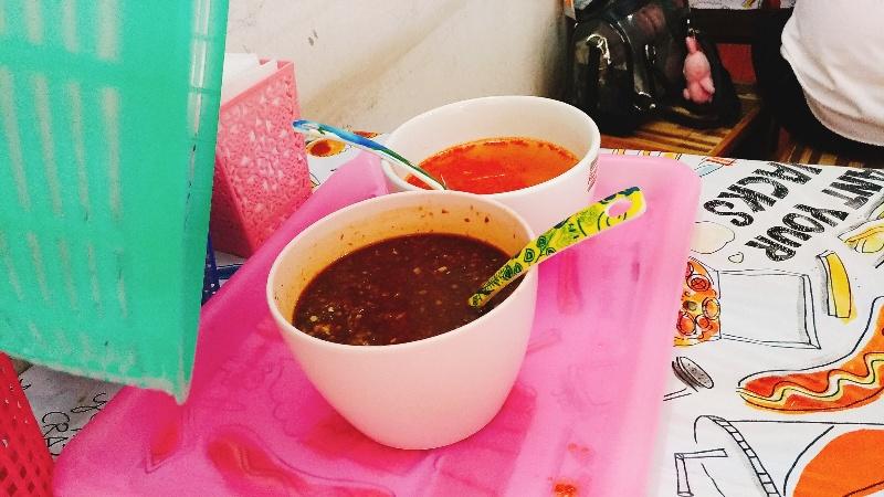 チェンマイの美味しいカオマンガイ屋さん
