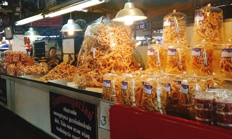トンパヨーム市場 | チェンマイの小さなローカル市場。