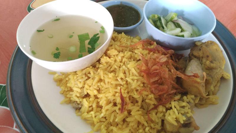 Laila Chicken Biryani 3 | ノンホイエリアの美味しいカオモックガイ屋さん