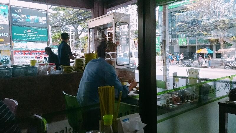 チェンマイのルークチンプラー・クイッティアオの美味しいお店