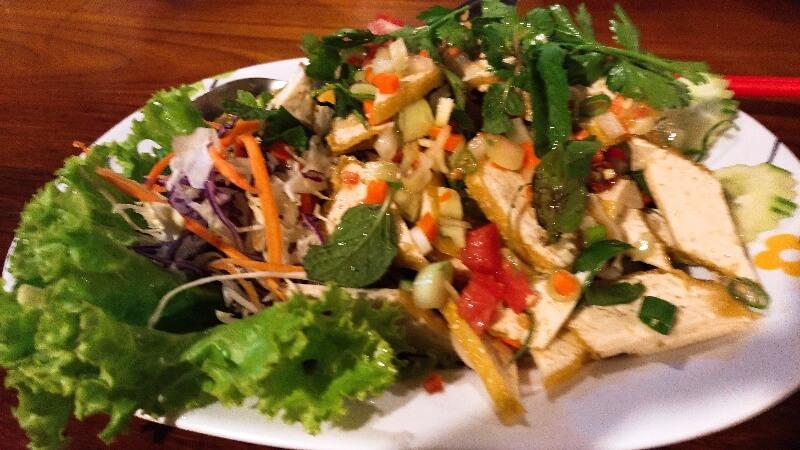 タイ・パーイのレストラン