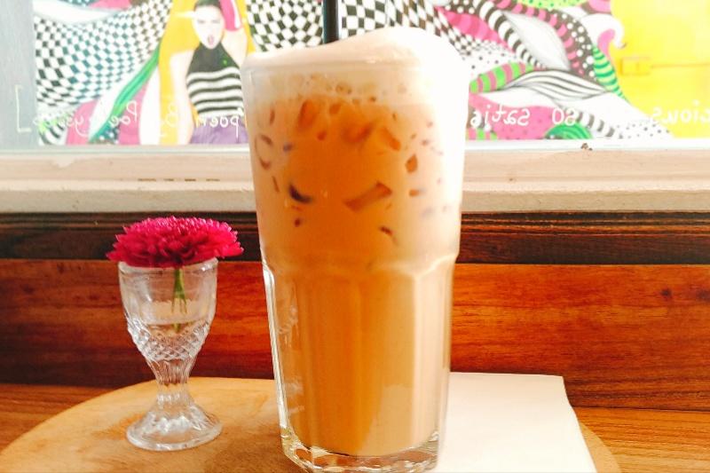 ナインワンコーヒー チェンマイのオーガニック豆を使ったカフェ