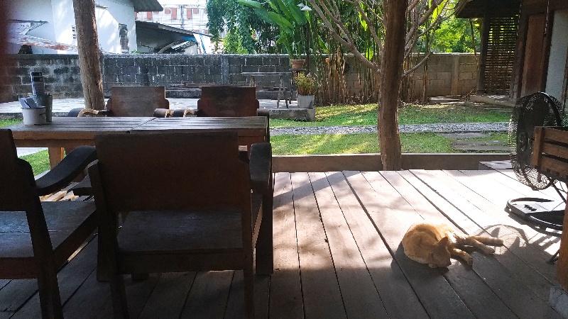 MOUNTFEEL チェンマイの落ち着く・静かな人気カフェ