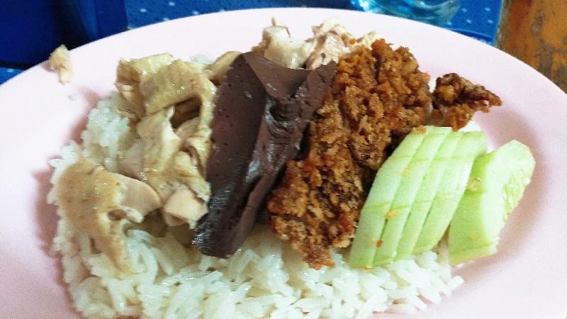 チェンマイイチ美味しいと噂のカオマンガイ